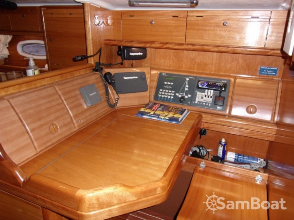 Noleggio yacht Tolone - Bavaria Cruiser 50 su SamBoat