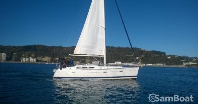 Noleggio barche Bénéteau Oceanis 373 a Hondarribia su Samboat