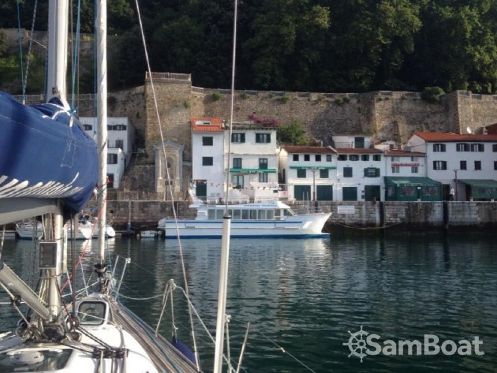 Barca a vela a noleggio Fontarrabie al miglior prezzo