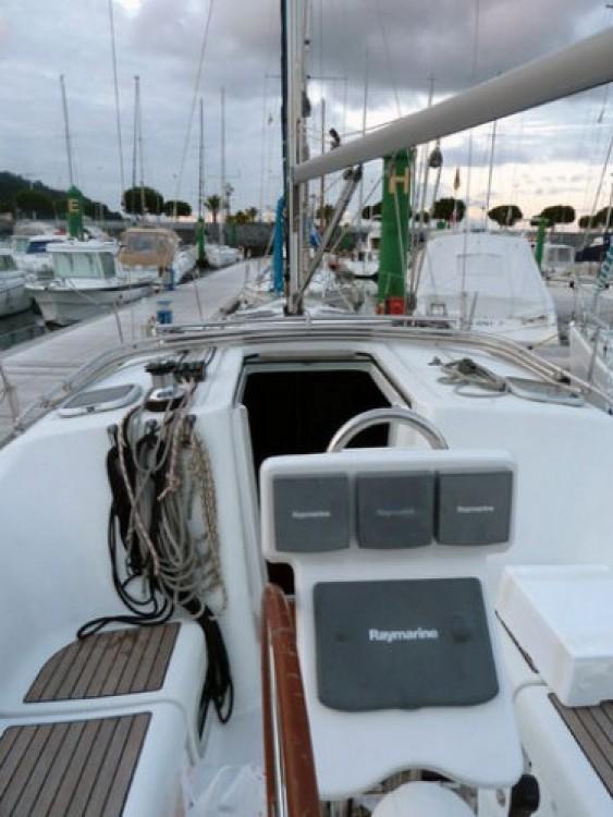noleggio Barca a vela Fontarrabie - Bénéteau Oceanis 373