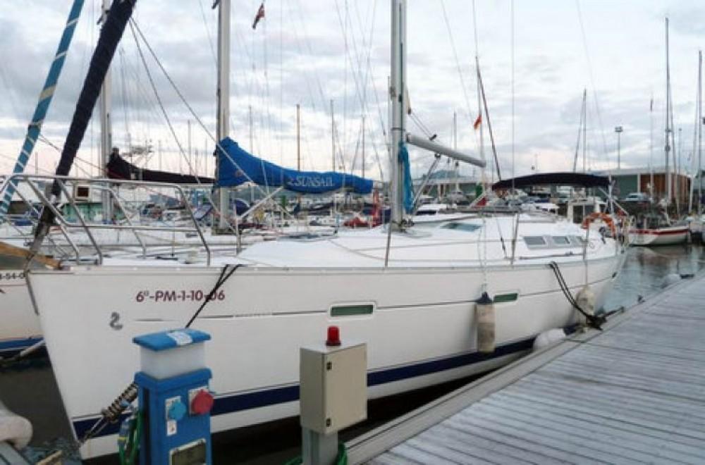 Noleggio Barca a vela con o senza skipper Bénéteau Fontarrabie