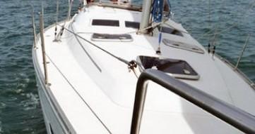 Bénéteau Oceanis 373 tra privati e professionisti a Hondarribia