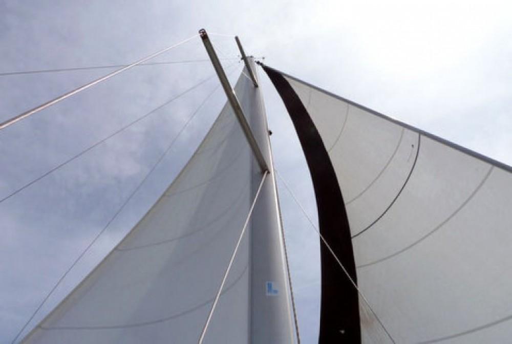Noleggio barche Fontarrabie economico Oceanis 373