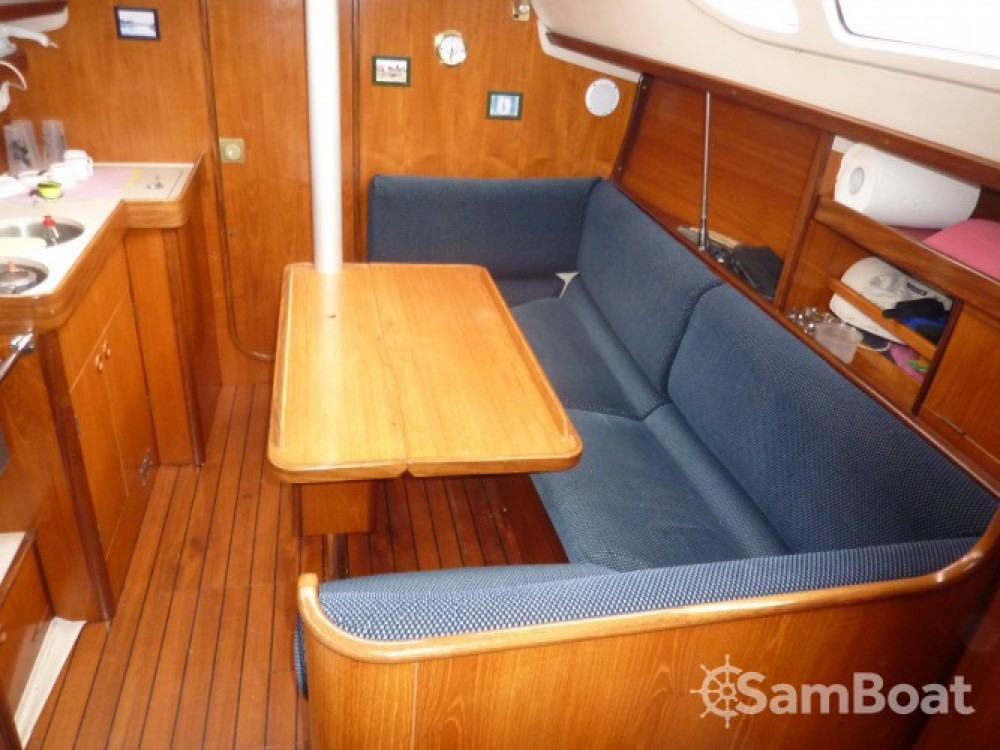 Noleggio barche Royan economico Oceanis 320