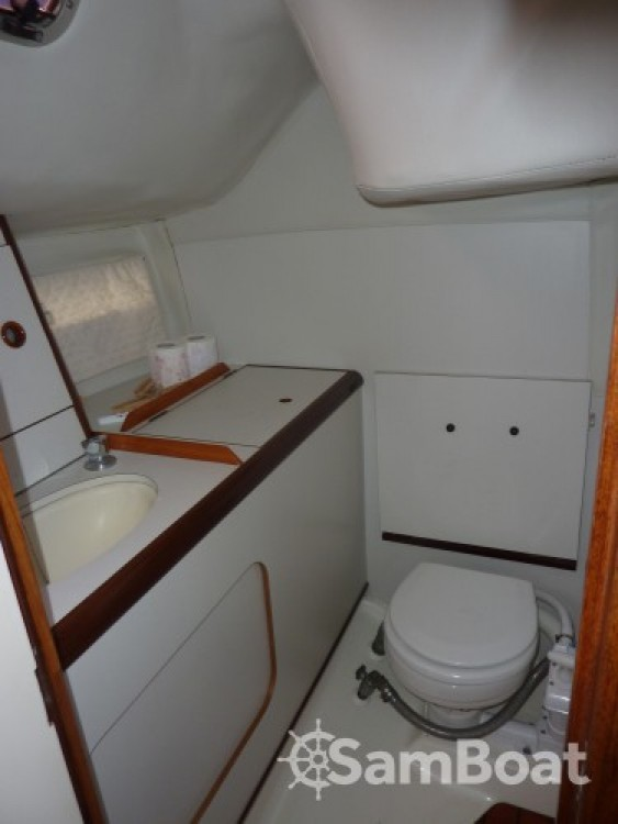 noleggio Barca a vela Royan - Bénéteau Oceanis 320