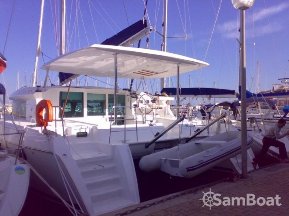 Noleggio barche Lagoon Lagoon 420 Antibes su Samboat