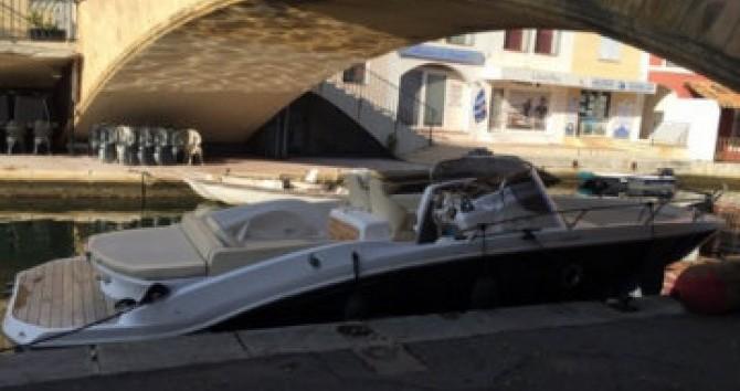 Noleggio barche Fréjus economico Key Largo 27