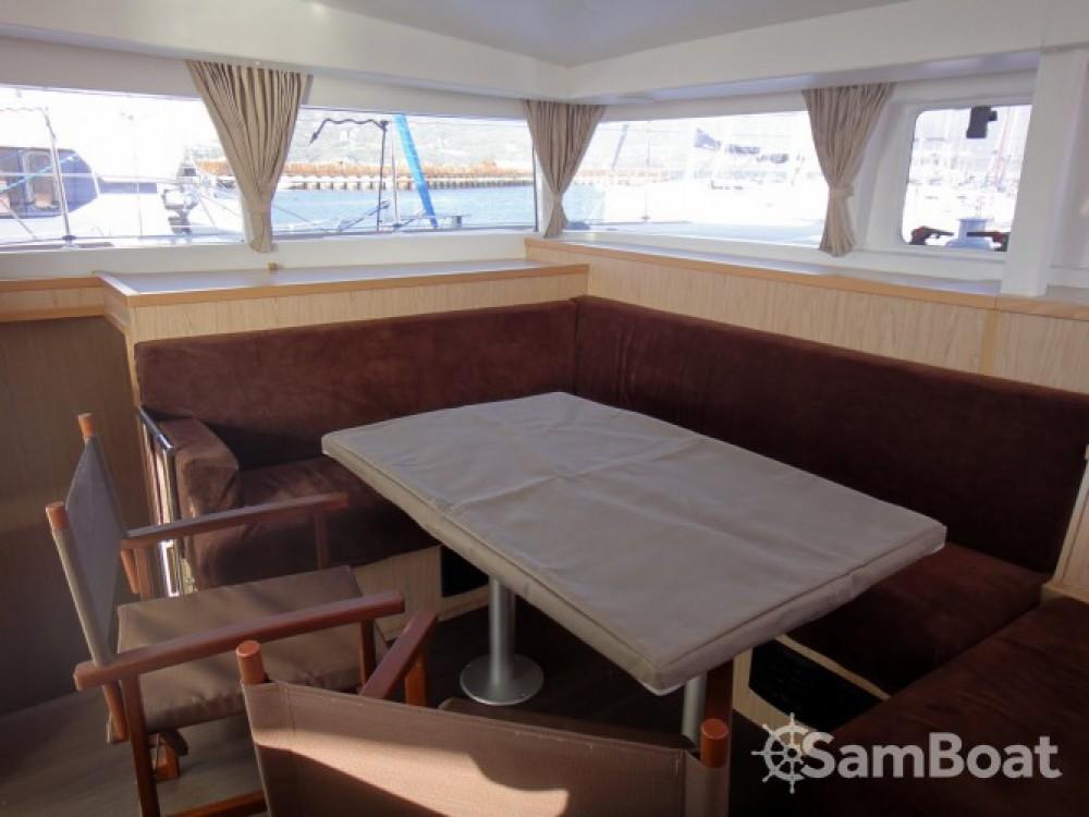 Noleggio yacht Propriano - Lagoon Lagoon 400 S2 su SamBoat