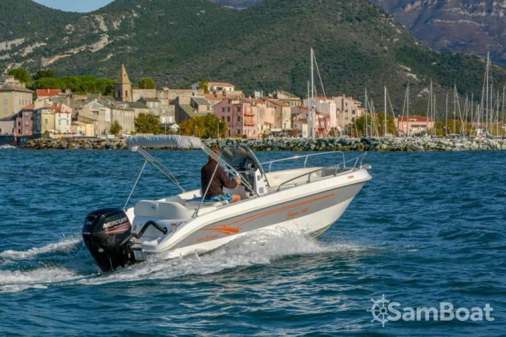 Noleggio barche Saint-Florent economico Syros 190
