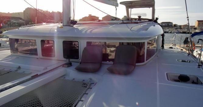 Noleggio yacht a Propriano – Lagoon Lagoon 400 S2 su SamBoat