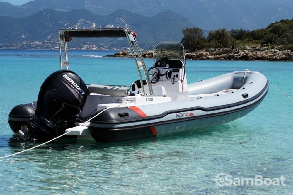MRL Ribs Predator 650 TS tra personale e professionale Saint-Florent