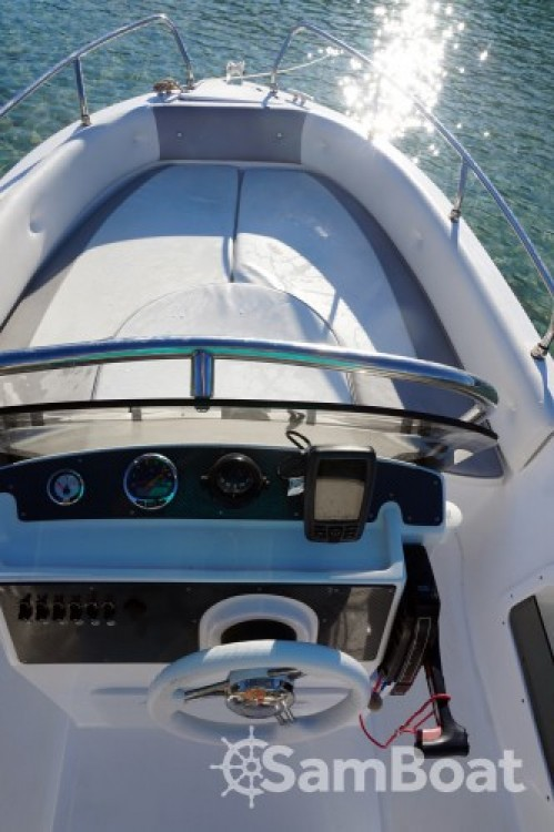 Noleggio Barca a motore con o senza skipper Salmeri Saint-Florent