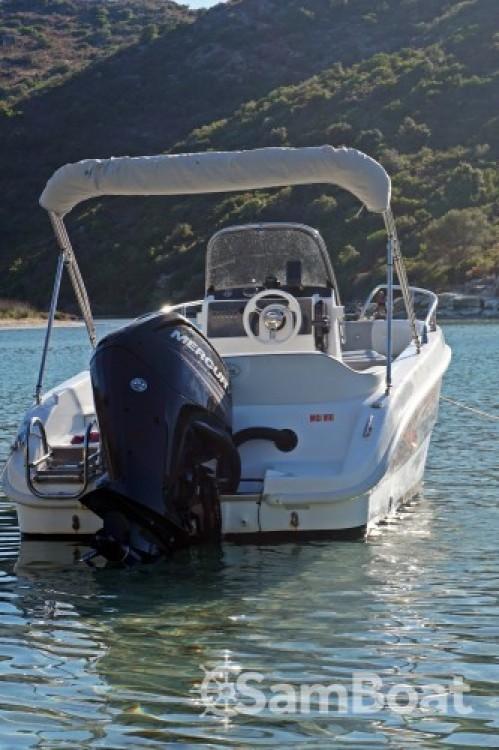 Noleggio barche Salmeri Syros 190 Saint-Florent su Samboat