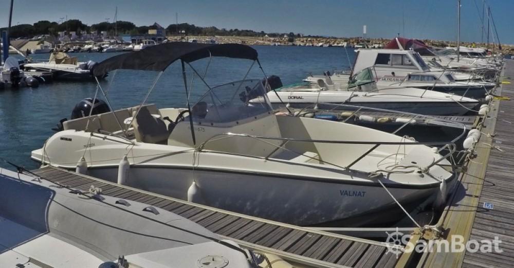 Noleggio barche Quicksilver Activ 675 Open Argelès-sur-Mer su Samboat