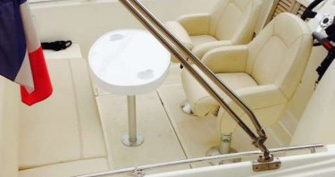 Noleggio Barca a motore a Cannes – Jeanneau Cap Camarat 635