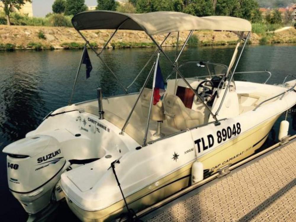 Noleggio Barca a motore con o senza skipper Jeanneau Cannes