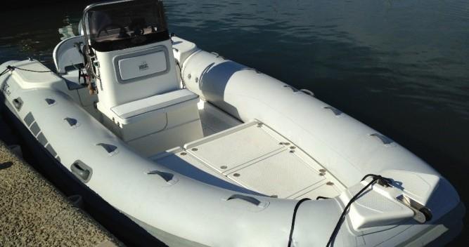 Noleggio barche Ajaccio economico BSC 53