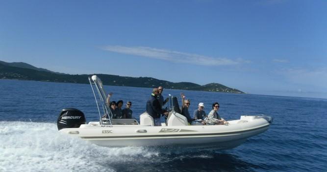 Noleggio barche Ajaccio economico BSC 65