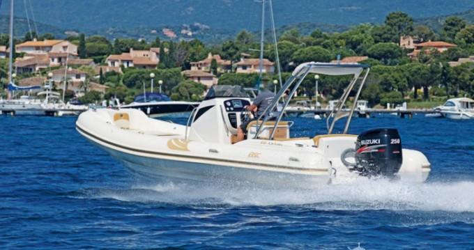Noleggio yacht a Ajaccio – Bsc BSC 80 Ocean su SamBoat