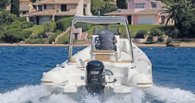 Noleggio Gommone Bsc con patente nautica