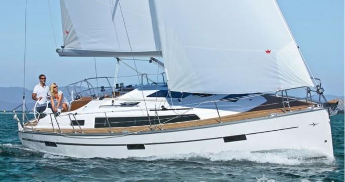 Bavaria Cruiser 37 tra privati e professionisti a Lisbon