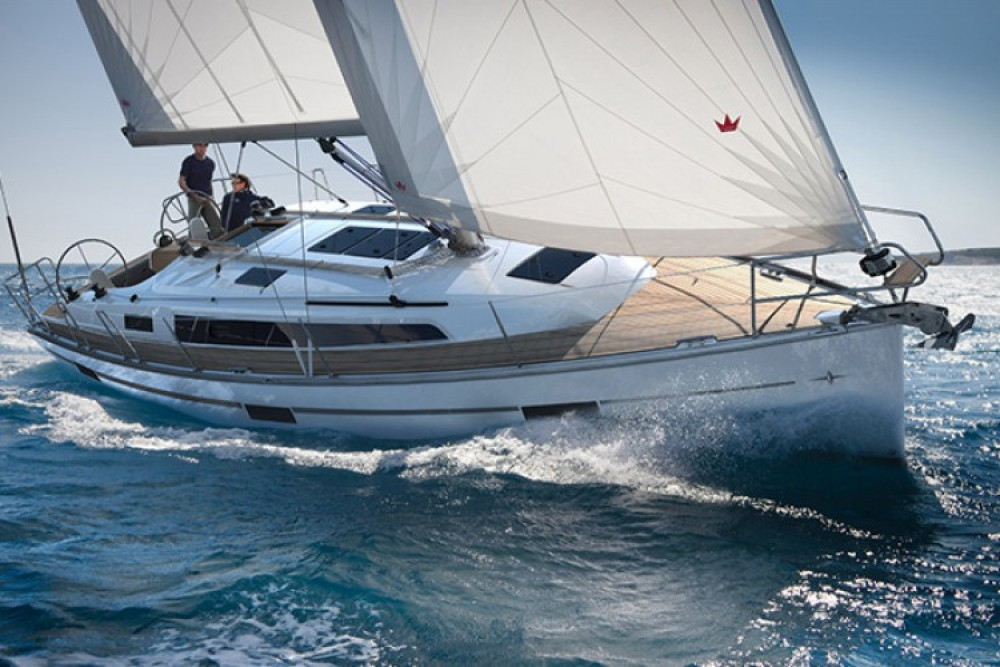 Bavaria Cruiser 37 tra personale e professionale Lisbona