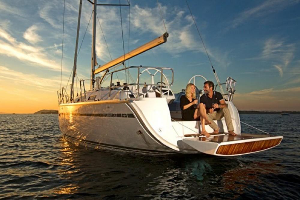 Noleggio barche Lisbona economico Cruiser 37