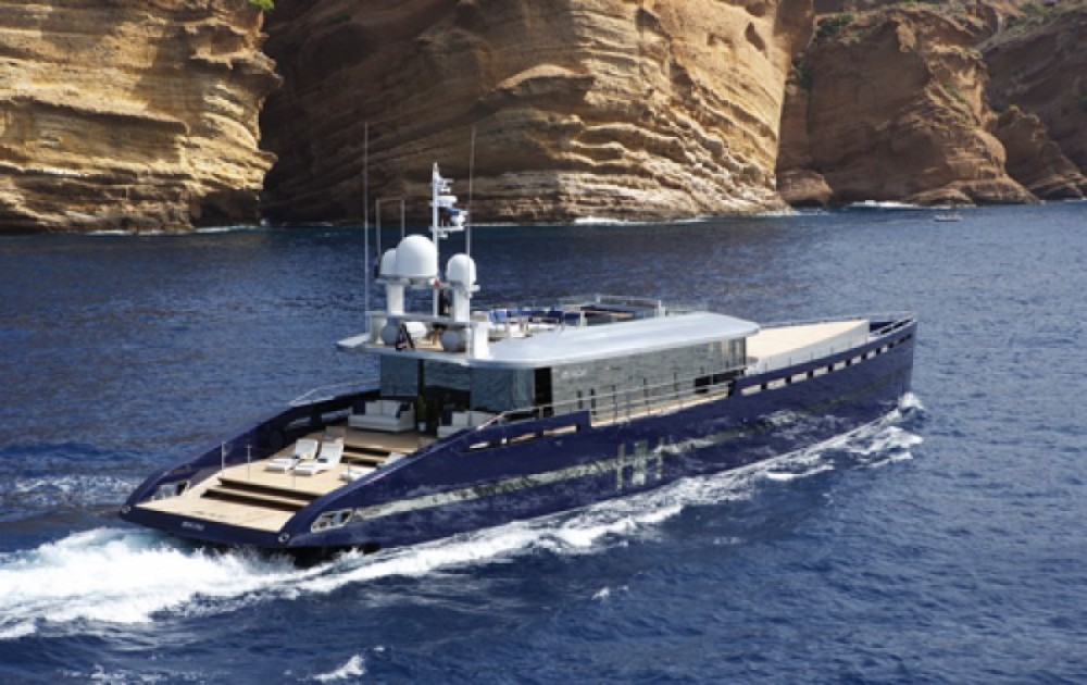 noleggio Yacht Monaco - Cantieri-Mmgi di Monfalcone