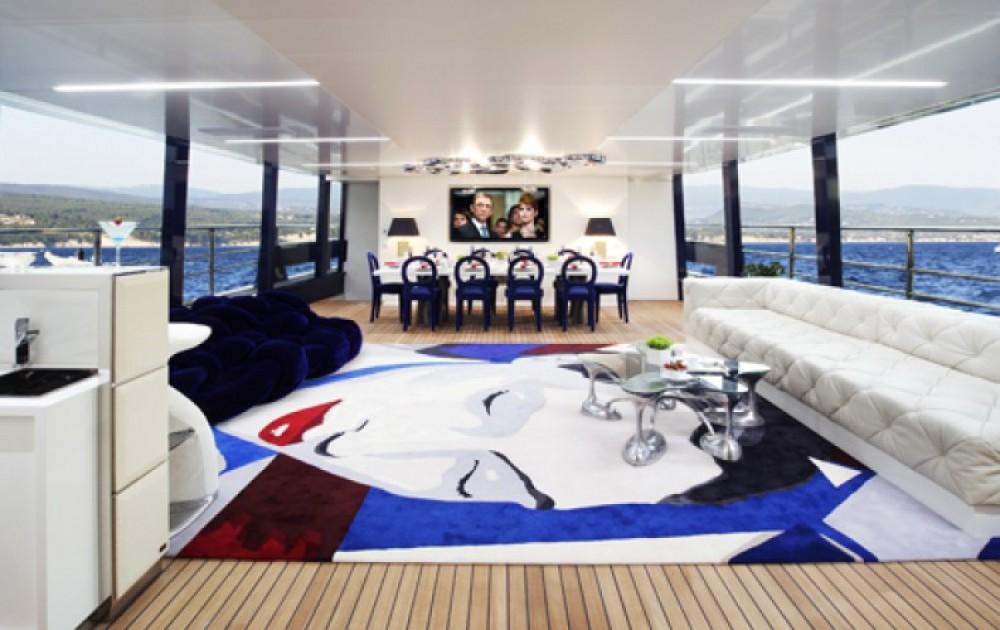 Noleggio Yacht Cantieri-Mmgi con una patente