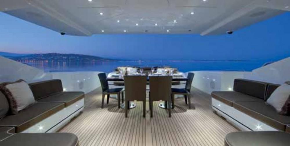 Noleggio Yacht con o senza skipper Mangusta Monaco