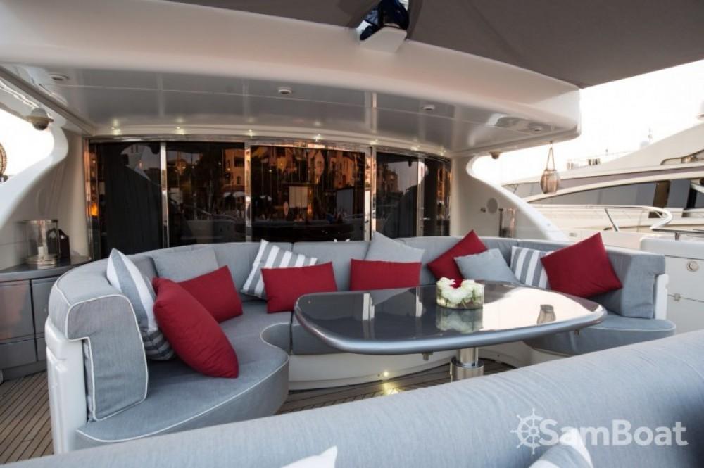 Noleggio barche International-Shipyard Ancona Cannes su Samboat