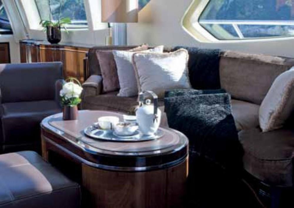 Yacht a noleggio Monaco al miglior prezzo