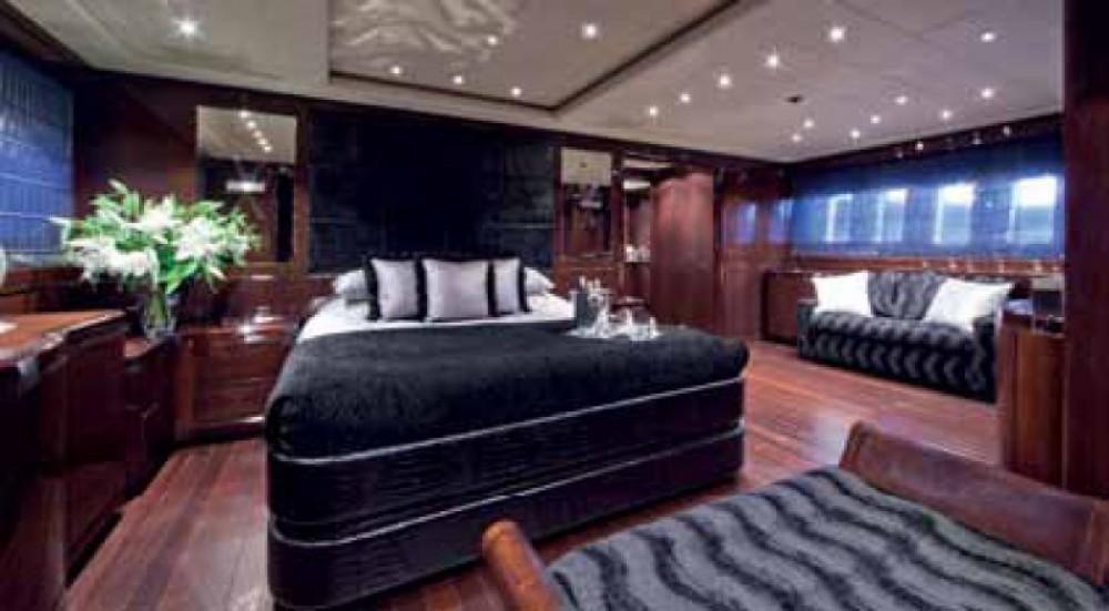 Noleggio barche Monaco economico Mangusta