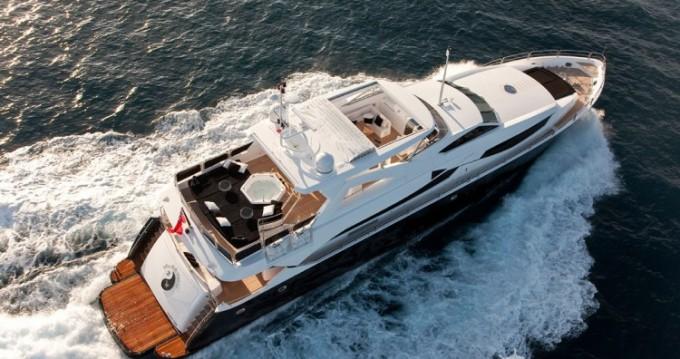Noleggio barche Antibes economico Sunseeker
