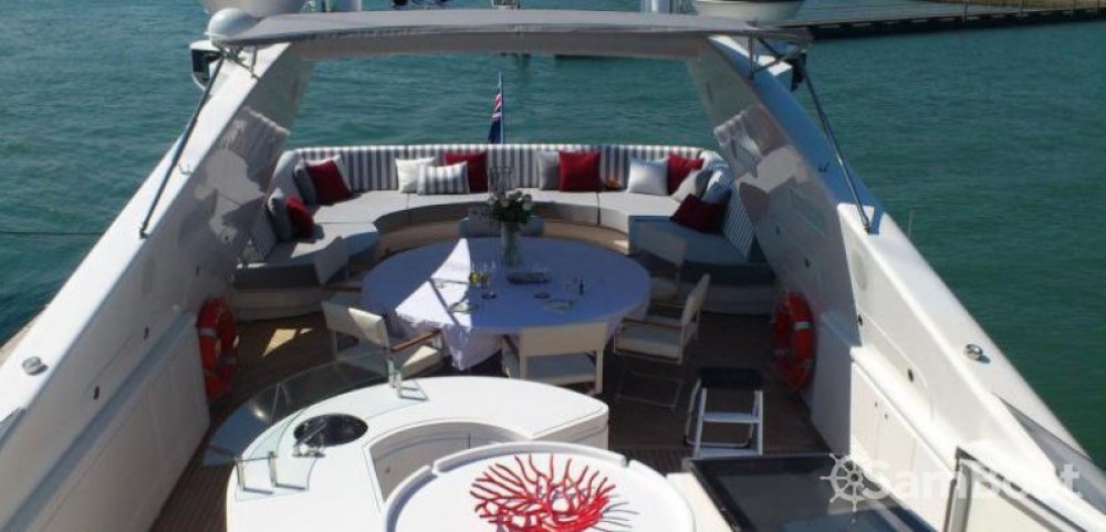 Noleggio yacht Cannes - International-Shipyard Ancona su SamBoat