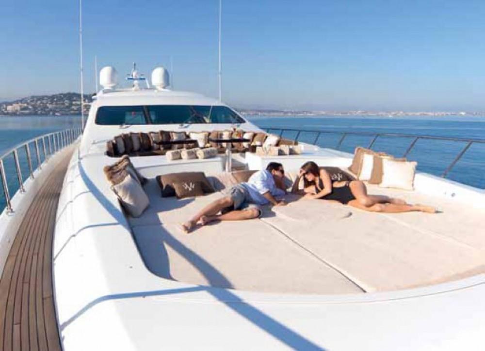 noleggio Yacht Monaco - Mangusta Mangusta