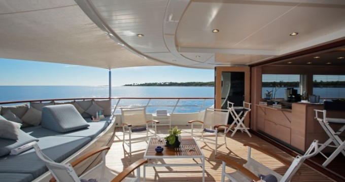Yacht a noleggio a Golfe-Juan al miglior prezzo