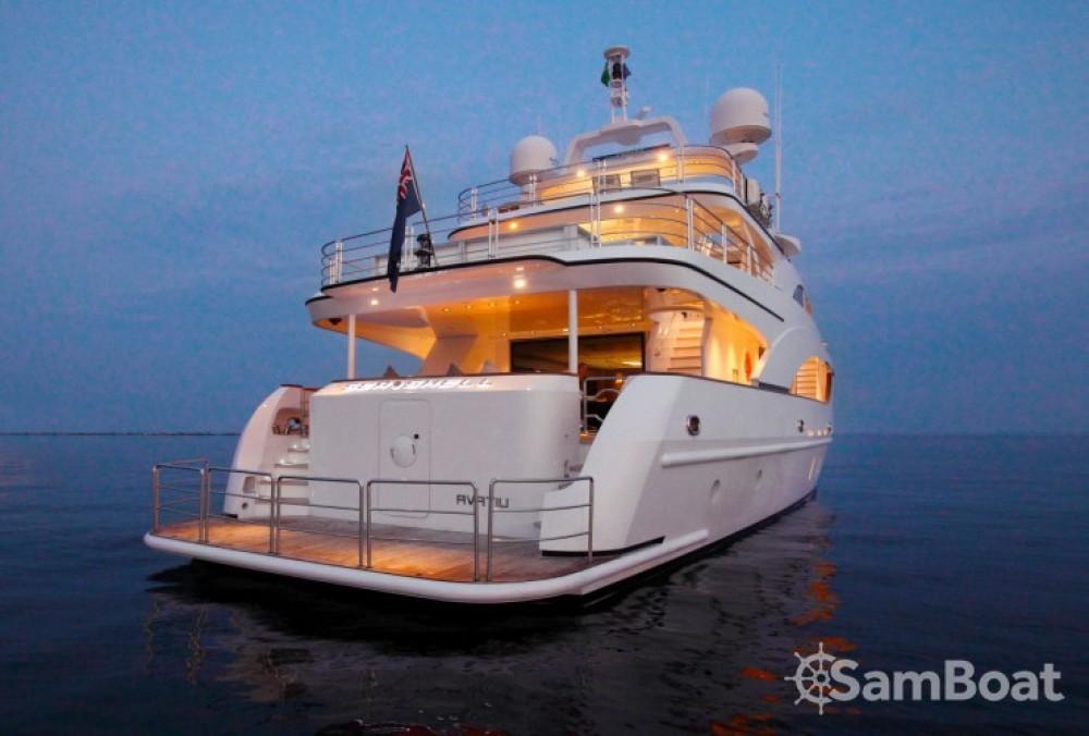 Noleggio yacht Cannes - Fittipaldi Fittipaldi su SamBoat