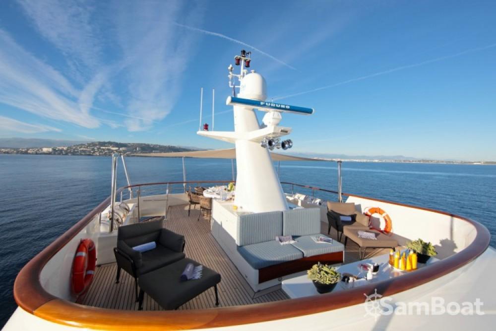 Noleggiare un'Lynx-Yachts Lynx Golfe-Juan