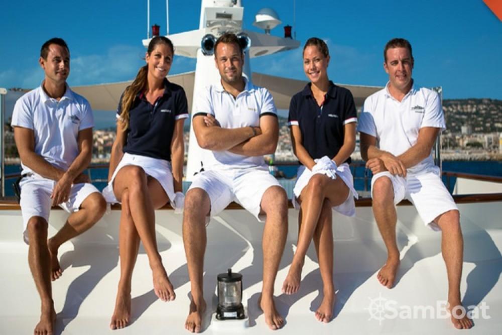 Noleggio barche Golfe-Juan economico Lynx