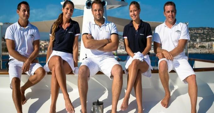 Noleggio Yacht con o senza skipper Lynx-Yachts a Golfe-Juan