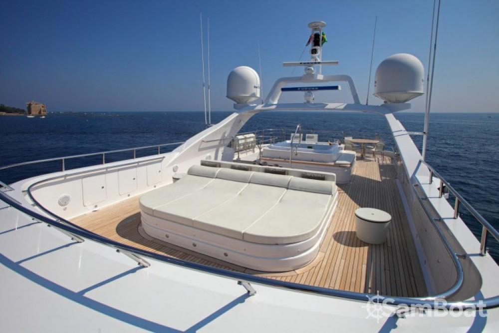noleggio Yacht Cannes - Fittipaldi Fittipaldi