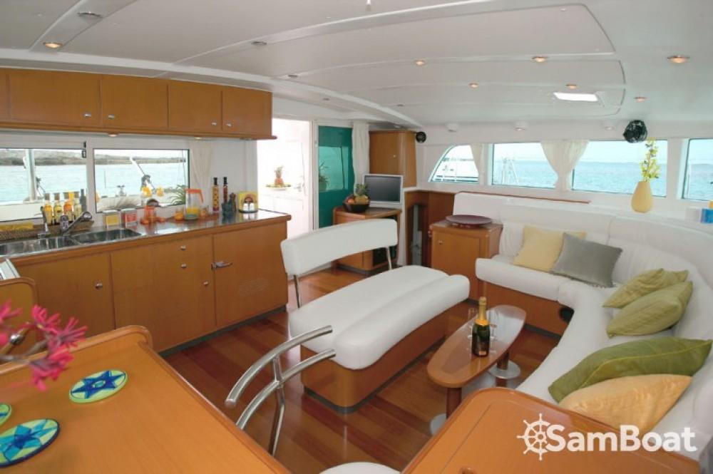 noleggio Catamarano Bonifacio - Lagoon Lagoon 440