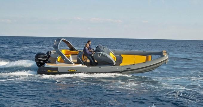 Noleggiare una Italboats STINGHER 30 GT a Hyères