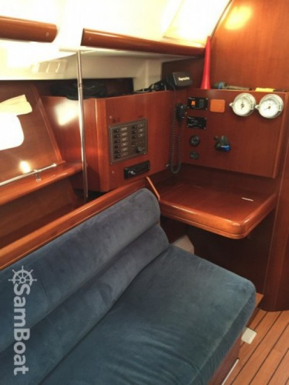 Noleggio barche Bandol economico Oceanis 343 Clipper