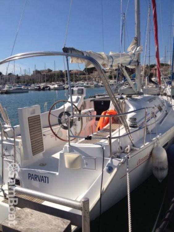 Bénéteau Oceanis 343 Clipper tra personale e professionale Bandol