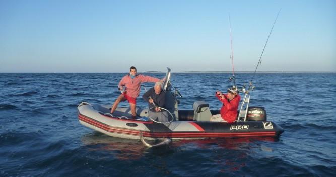 Noleggio yacht a L'Île-d'Yeu – Zodiac PRO RACING 5. su SamBoat