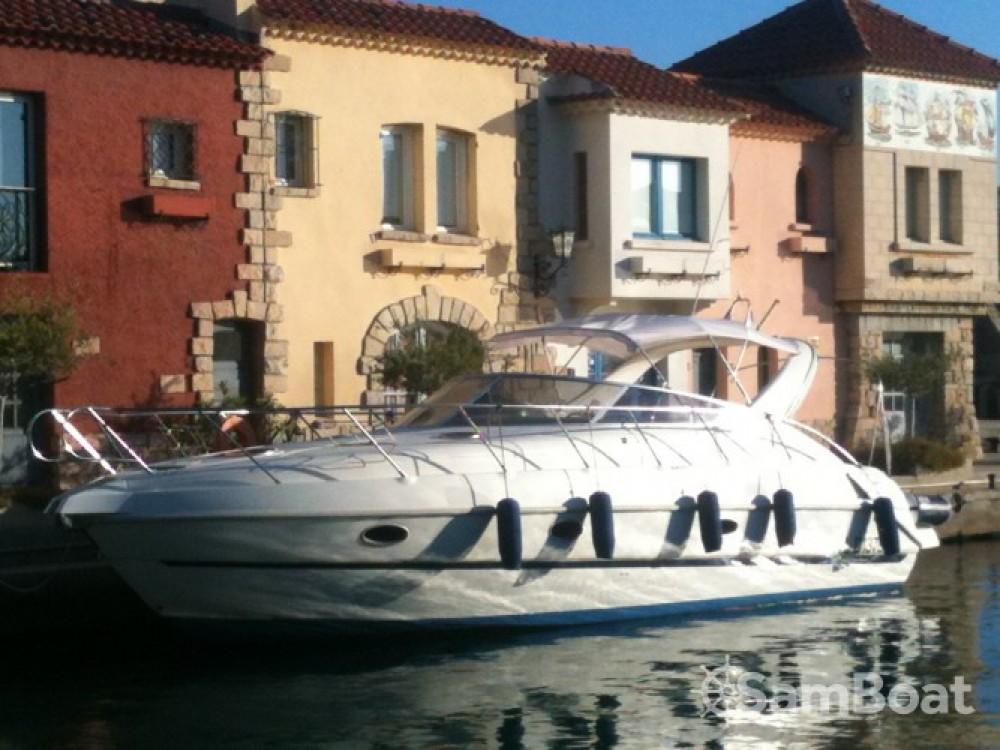 Noleggio yacht Beaulieu-sur-Mer - Cranchi Zaffiro 34 su SamBoat