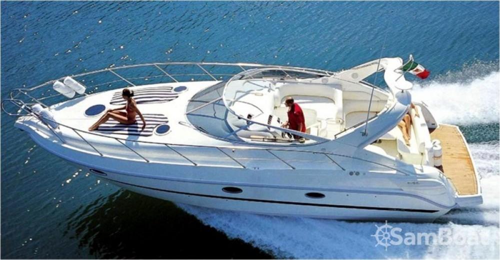 Noleggio Barca a motore con o senza skipper Cranchi Beaulieu-sur-Mer