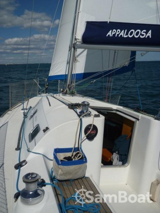 noleggio Barca a vela Argelès-sur-Mer - Bénéteau First 31.7